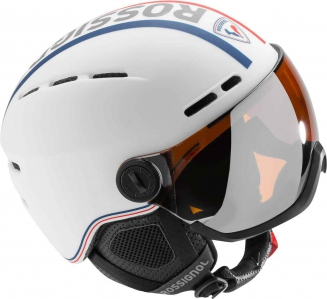 Rossgnol Visor Single Lense White