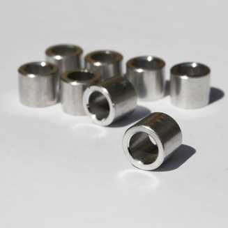 Undercover 8mm bearing spacers (1 gab.)